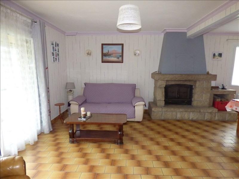 Sale house / villa Le vieux marche 195500€ - Picture 2