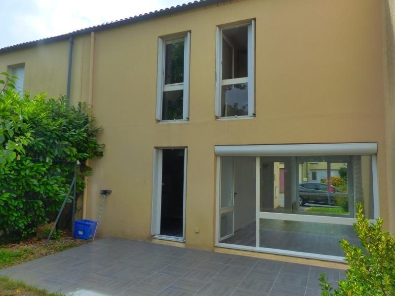 Sale house / villa Poitiers 135000€ - Picture 1