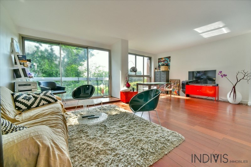Vente appartement Suresnes 390000€ - Photo 1