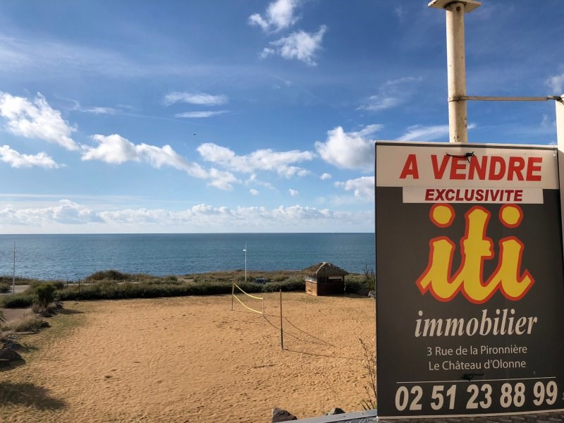 Vente appartement Chateau d'olonne 127 500€ - Photo 1