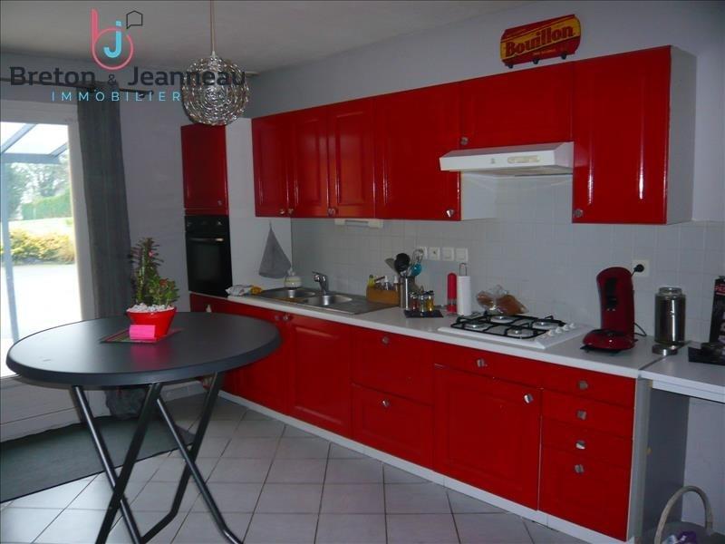 Vente maison / villa St ouen des toits 161200€ - Photo 4