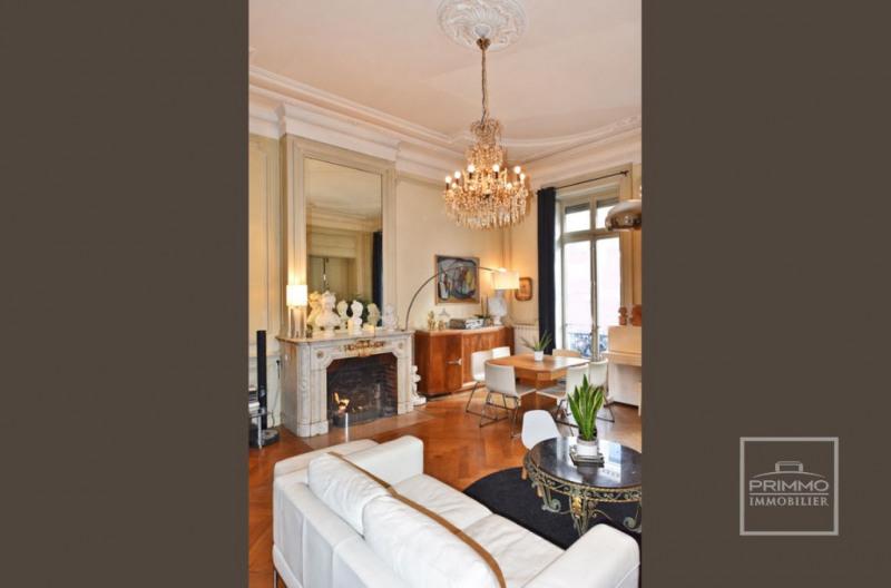 Deluxe sale apartment Lyon 6ème 770000€ - Picture 4