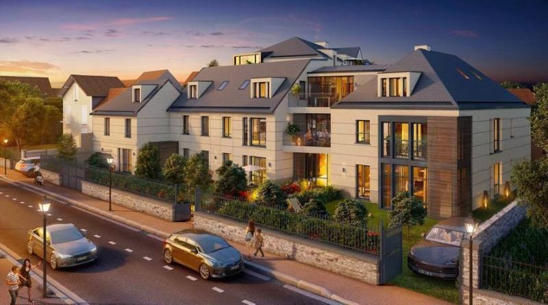 Deluxe sale apartment Maisons-laffitte 1090000€ - Picture 5