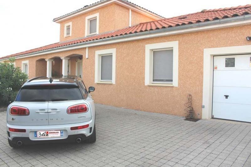 Vente maison / villa Villette d'anthon 455000€ - Photo 1