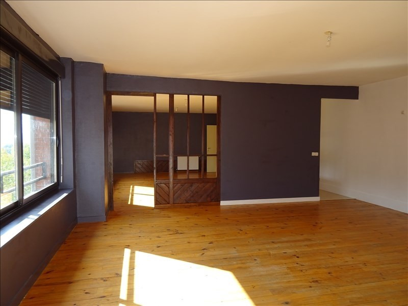Location appartement Bussieres 600€ CC - Photo 1