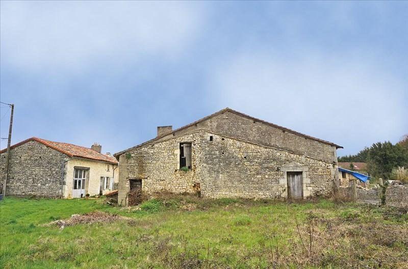 Vente maison / villa Civray 60000€ - Photo 2