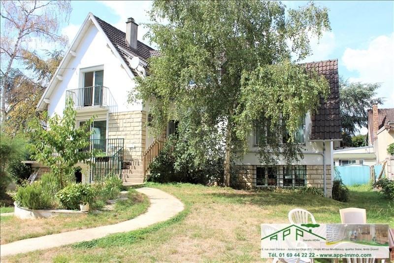 Vente maison / villa Draveil 420000€ - Photo 1