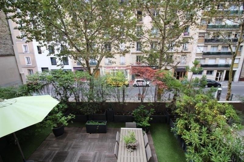 Vente appartement Paris 18ème 423000€ - Photo 1