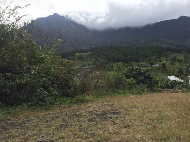 Vente terrain Cilaos 71500€ - Photo 1