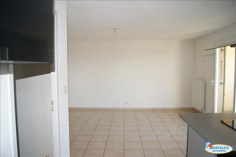 Rental apartment Mont saxonnex 800€ CC - Picture 4
