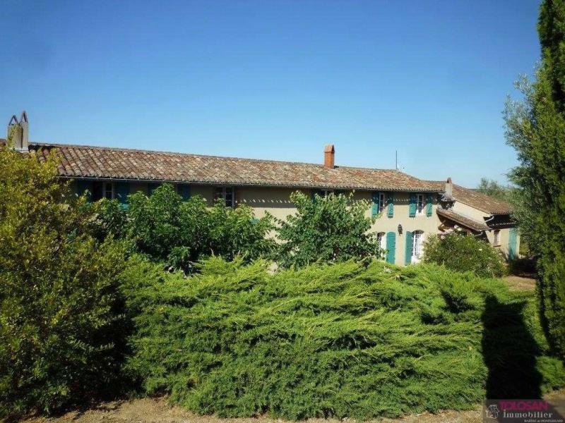 Deluxe sale house / villa Toulouse est 30 mn 465000€ - Picture 2