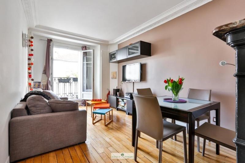 Sale apartment Paris 12ème 465000€ - Picture 1