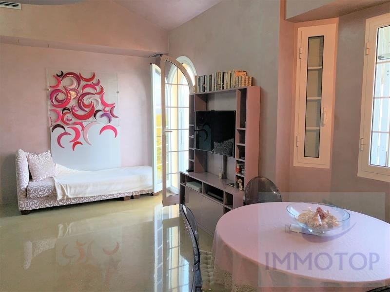 Vente de prestige appartement Roquebrune cap martin 577000€ - Photo 1