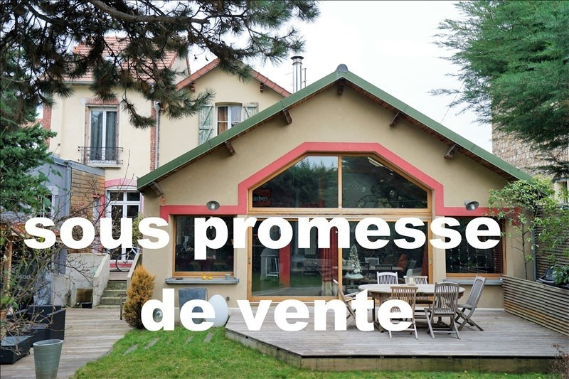 Deluxe sale house / villa Colombes 1395000€ - Picture 1