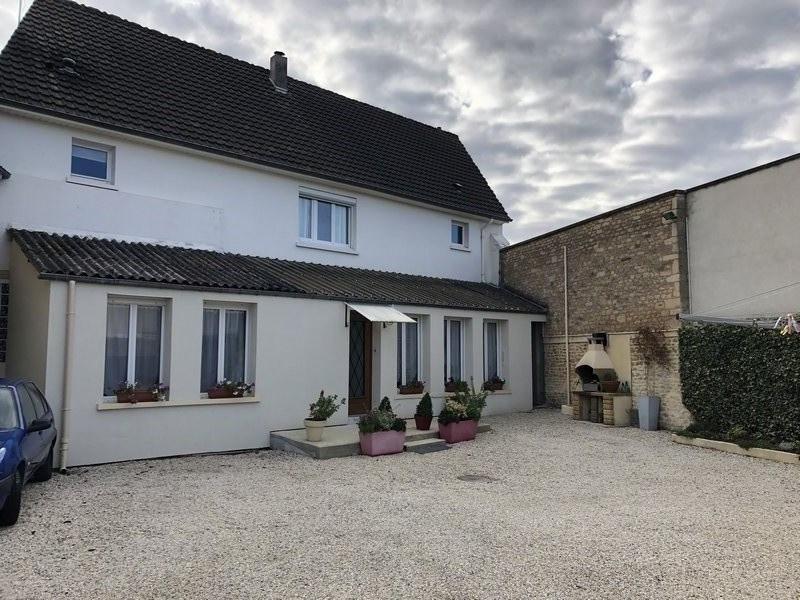 Sale house / villa Fontenay le marmion 234000€ - Picture 1