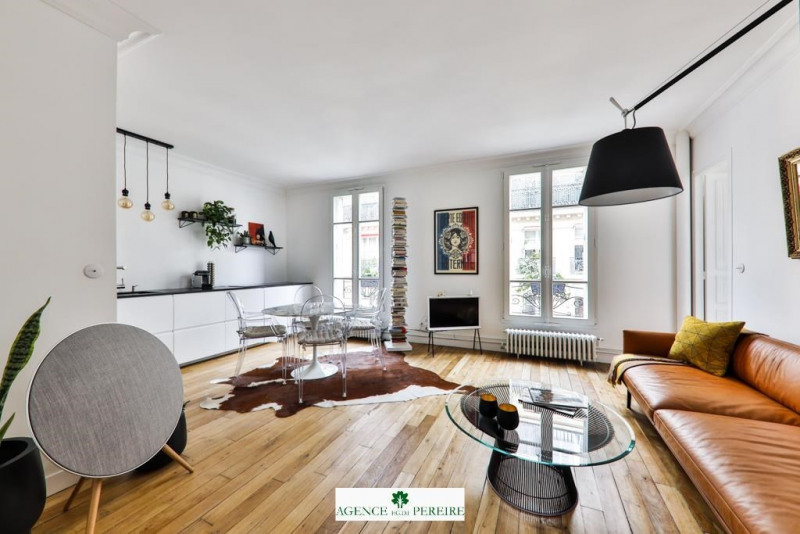 Vente appartement Paris 17ème 675 000€ - Photo 1