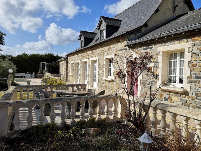 Sale house / villa Chateaugiron 266475€ - Picture 2