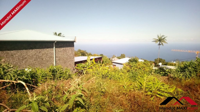 Vente terrain Saint leu 110000€ - Photo 1