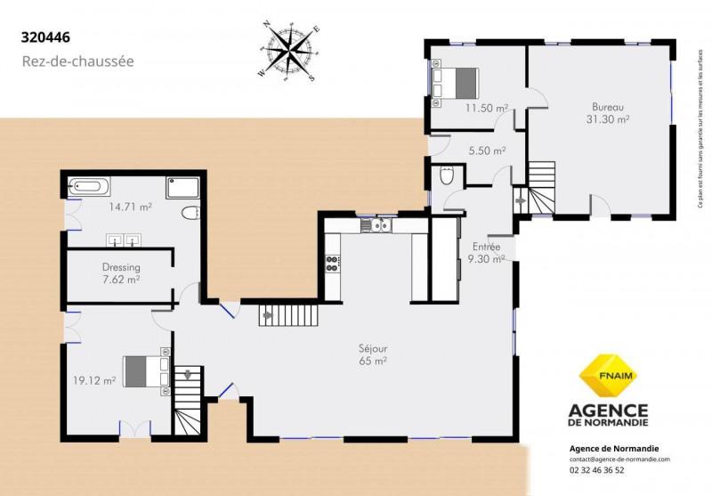 Vente de prestige maison / villa Montreuil-l'argille 300000€ - Photo 8