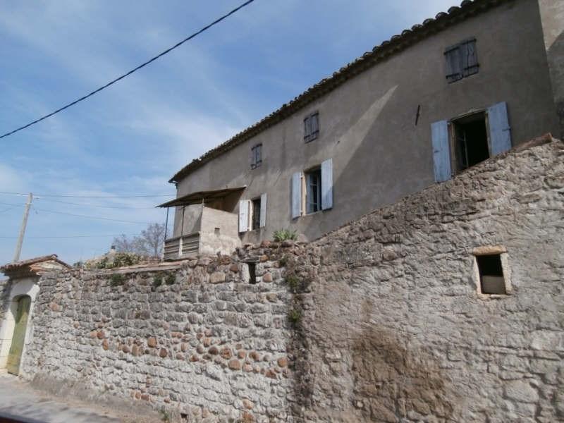 Verkoop  huis Ruoms 141000€ - Foto 1