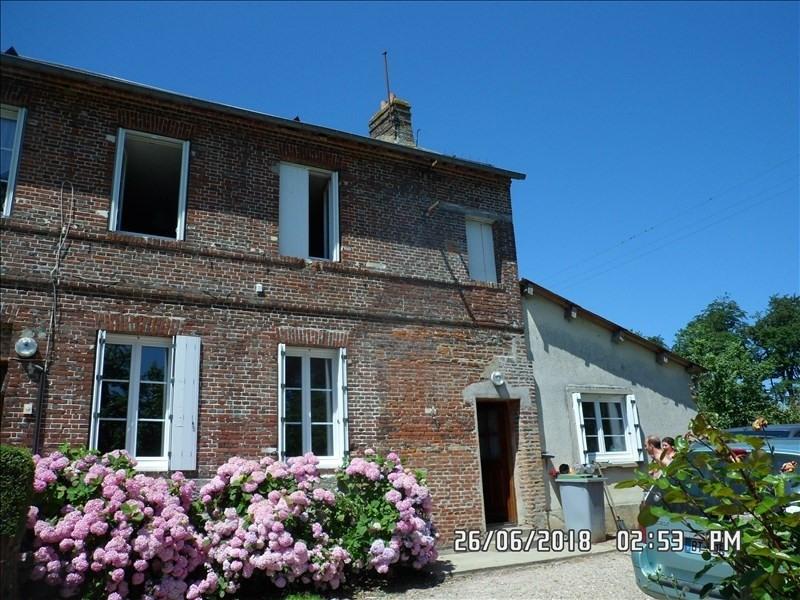 Affitto casa Ypreville biville 650€ CC - Fotografia 1