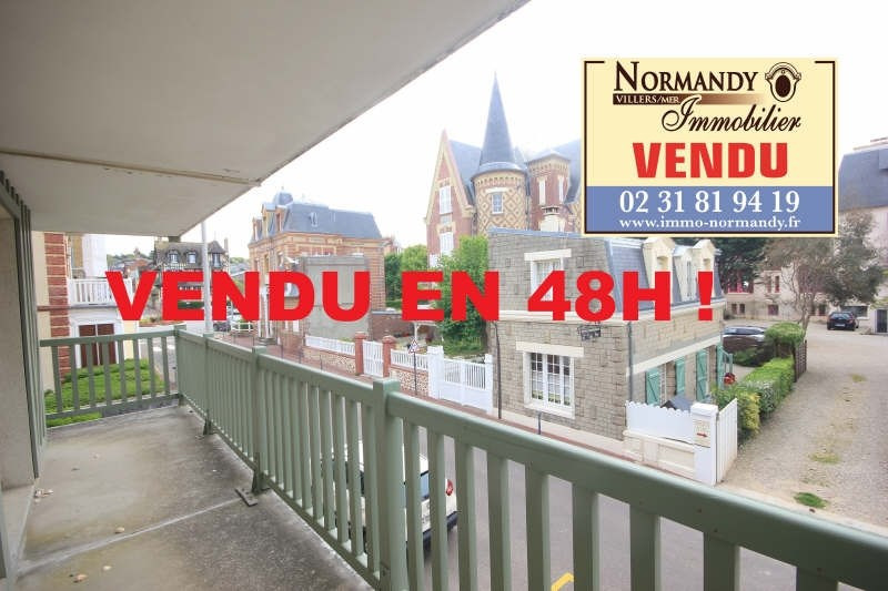 Vente appartement Villers sur mer 243800€ - Photo 1