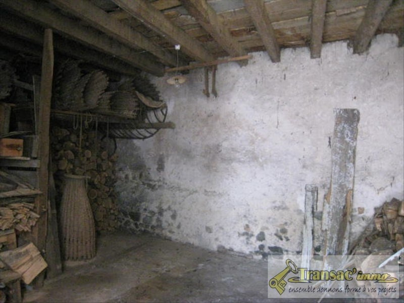 Vente maison / villa Puy guillaume 30 000€ - Photo 6