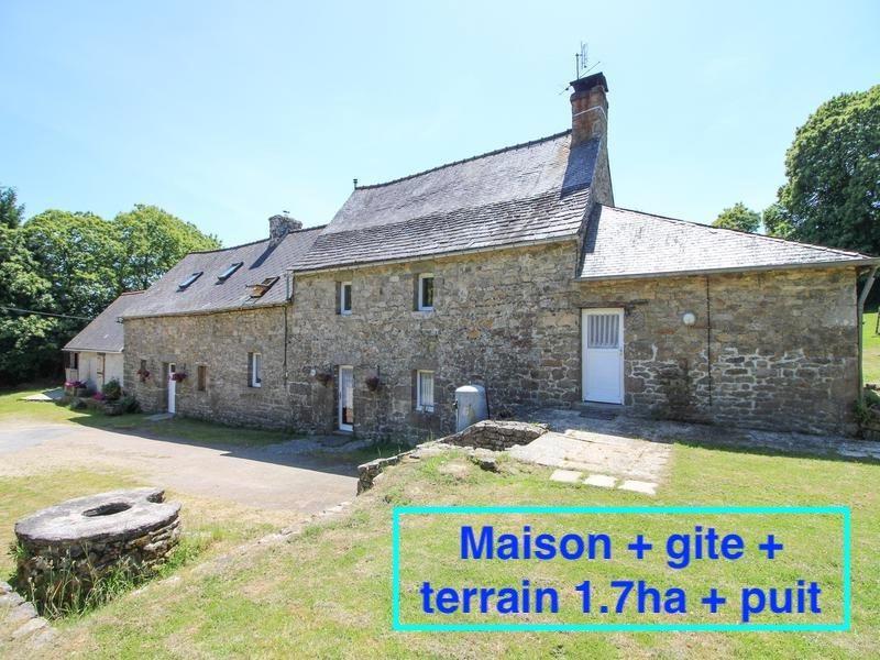 Sale house / villa Saint nicolas du pelem 170250€ - Picture 1