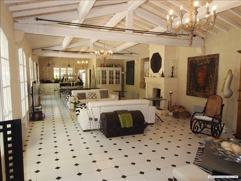 Verkauf von luxusobjekt haus Uzes 1580000€ - Fotografie 7