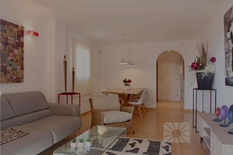 Deluxe sale apartment Benitachell 184 305€ - Picture 1