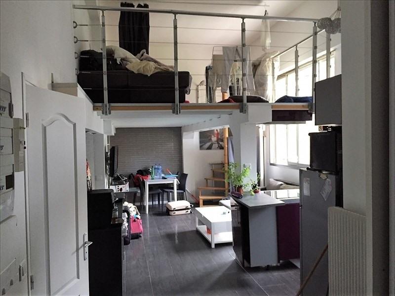 Sale loft/workshop/open plan Paris 11ème 599000€ - Picture 1