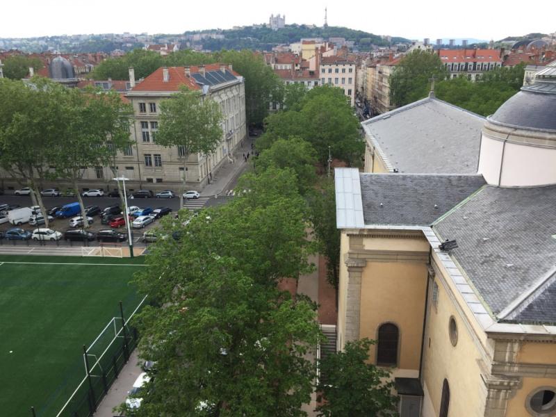 Vente de prestige appartement Lyon 6ème 870000€ - Photo 1