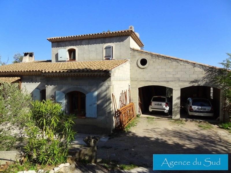 Vente maison / villa Mimet 475000€ - Photo 2