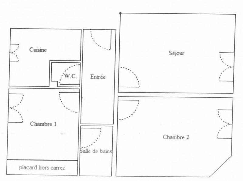 Sale apartment Vincennes 397000€ - Picture 5