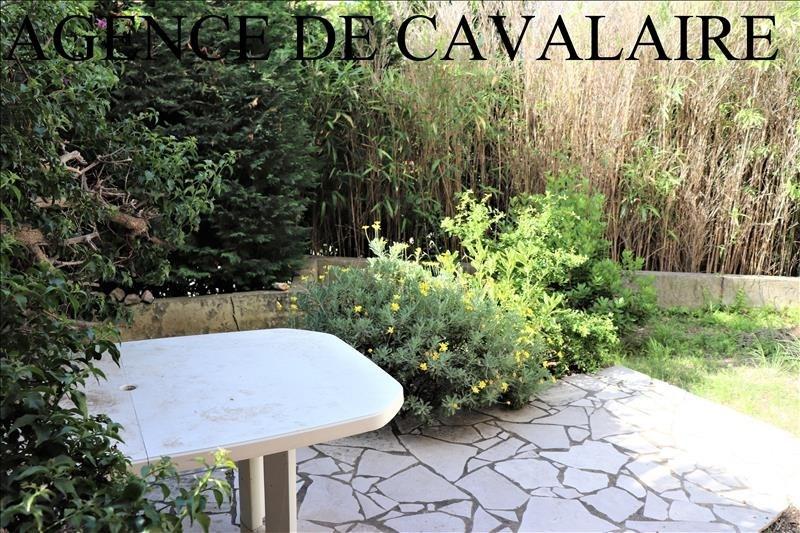 Vente appartement Cavalaire sur mer 229000€ - Photo 1