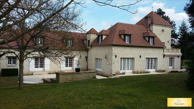 Verkauf von luxusobjekt haus Fontenay mauvoisin 1190000€ - Fotografie 2