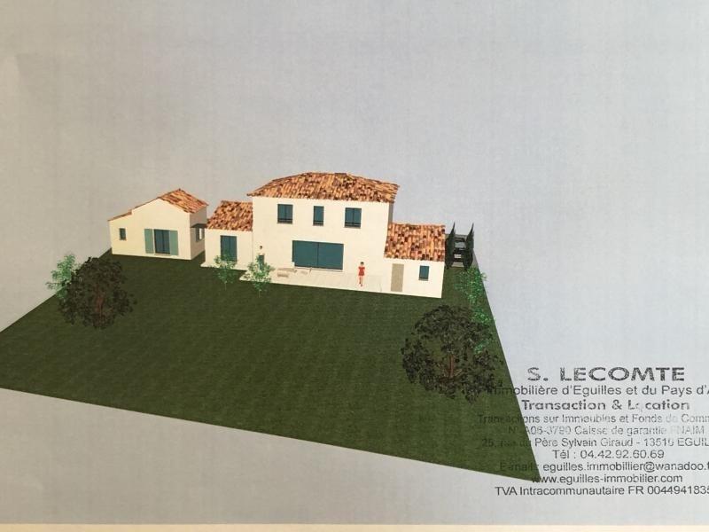 Vente maison / villa Eguilles 825000€ - Photo 1