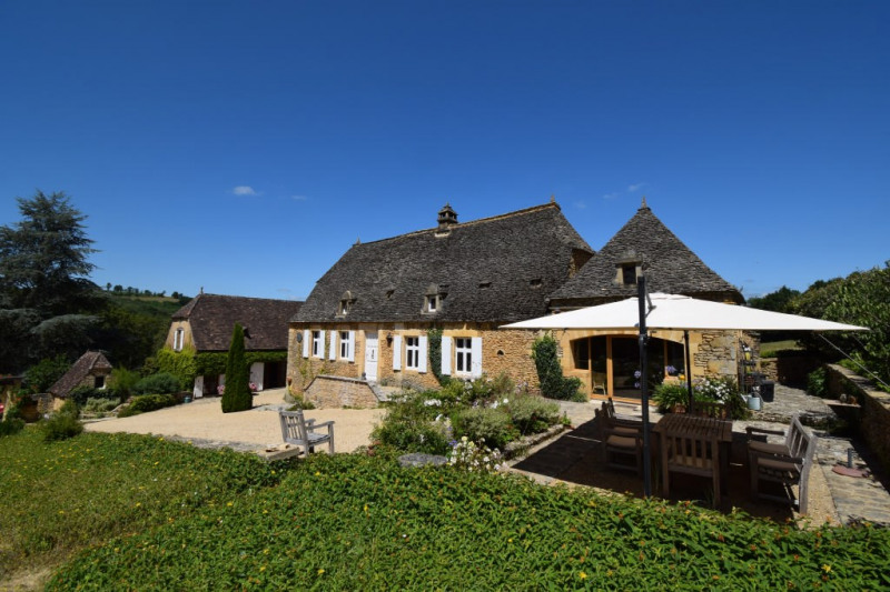 Vente de prestige maison / villa La chapelle-aubareil 849000€ - Photo 2