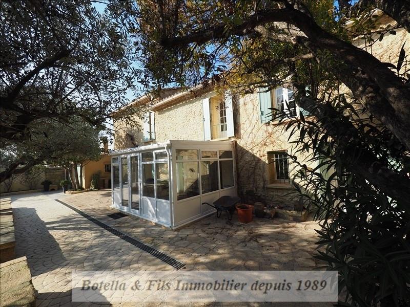 Verkoop van prestige  huis Uzes 610000€ - Foto 18