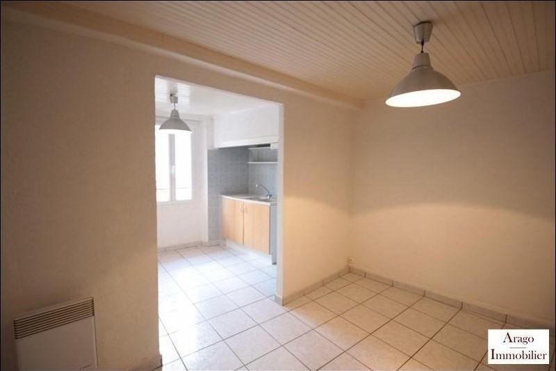Sale apartment Rivesaltes 49000€ - Picture 1