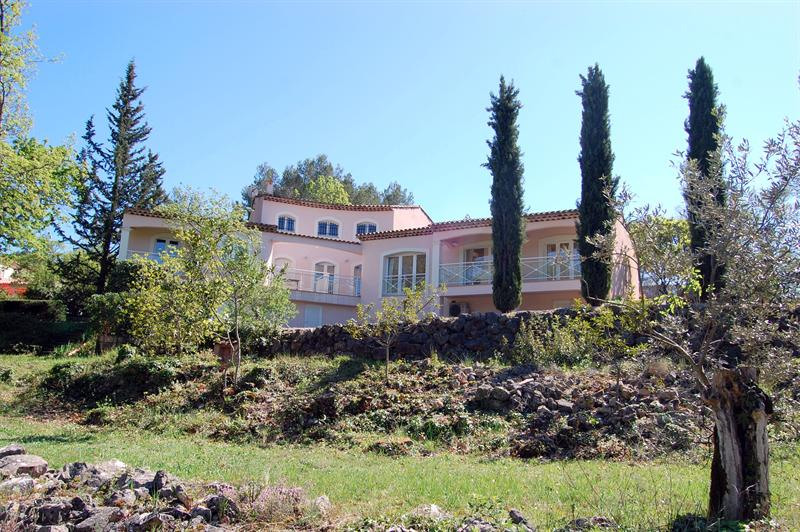Deluxe sale house / villa Fayence 695 000€ - Picture 1