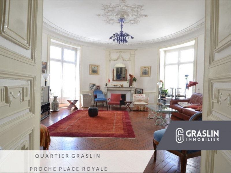 Vente de prestige appartement Nantes 560000€ - Photo 1