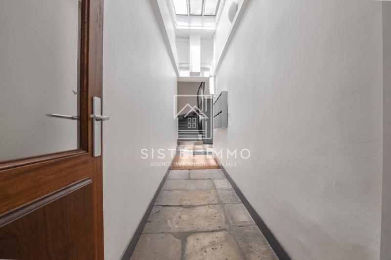 Sale apartment Paris 10ème 460000€ - Picture 7