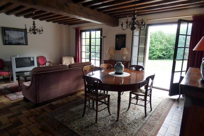 Vente maison / villa Beaumont le roger 164 000€ - Photo 4