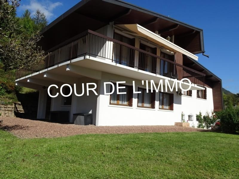Vente maison / villa Thyez 473 000€ - Photo 1