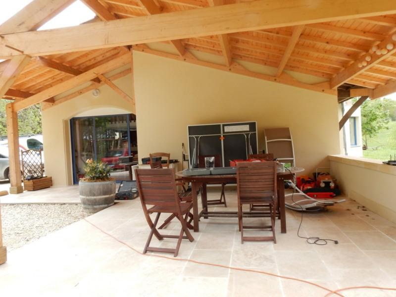 Vente maison / villa Pujols 375000€ - Photo 1