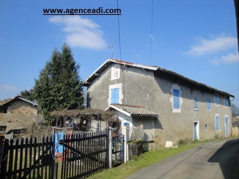Vente maison / villa Cherveux 33200€ - Photo 1
