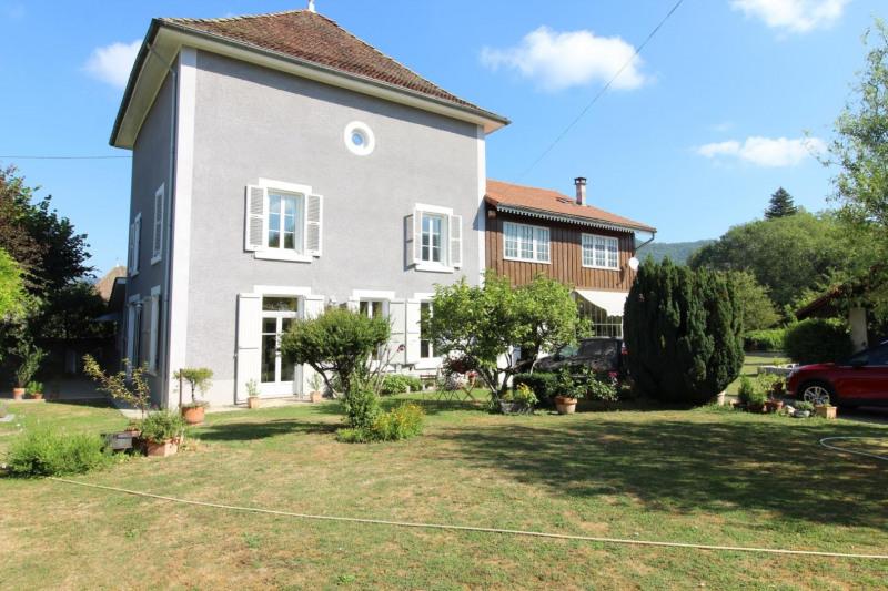 Vente maison / villa Coublevie 570000€ - Photo 1