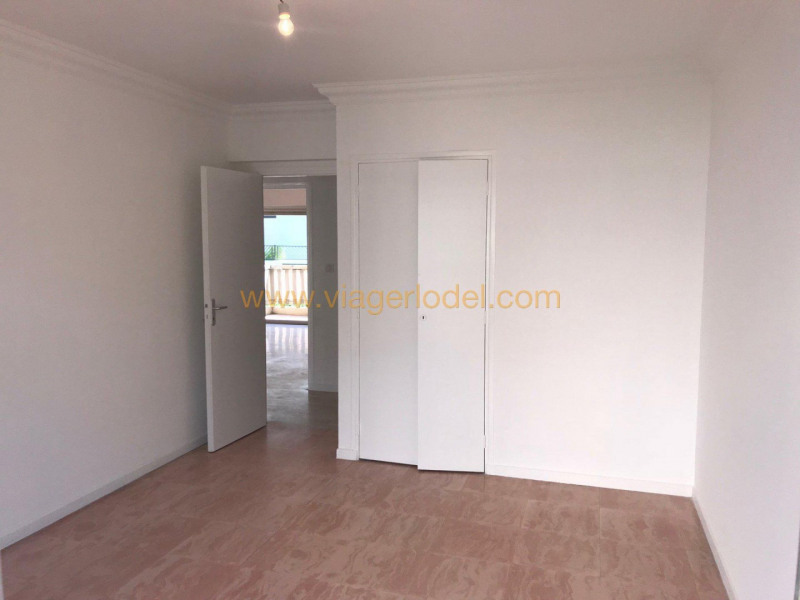 Vendita nell' vitalizio di vita appartamento Cannes 135000€ - Fotografia 6