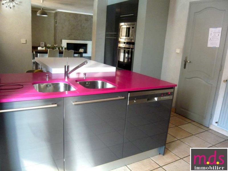 Sale house / villa Castelginest secteur 390000€ - Picture 7